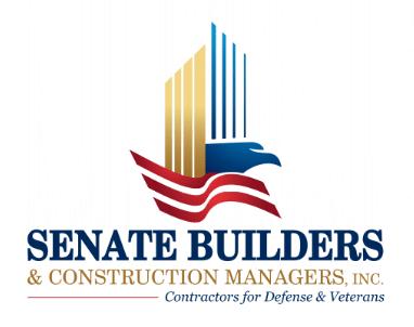 Senate Builders Logo