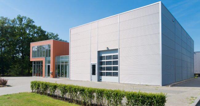 AFMES Medical Warehouse Addition_Alternation