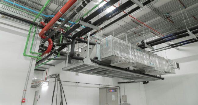 Building 208 HVAC Renovation