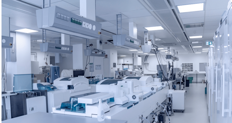 Construct New Calibration Laboratory