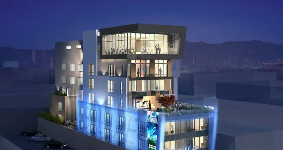 Hotel Nue Construction
