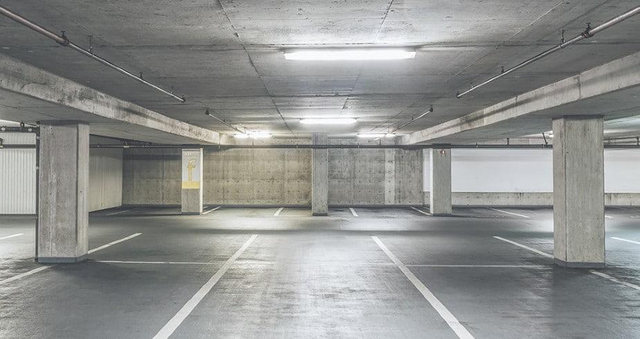 I Street Parking Garage