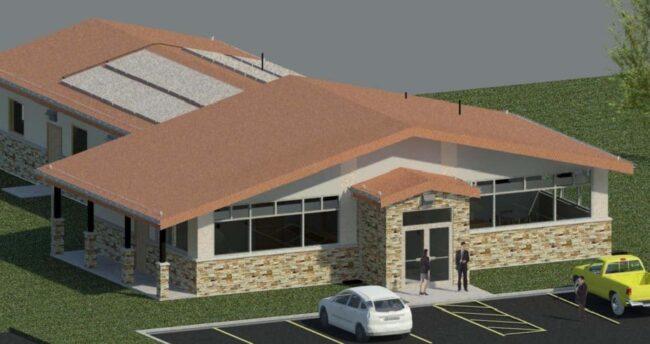 Keystone Welcome Center