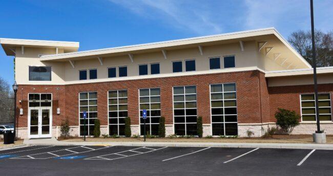 New Administrative Building – Wilmington VAMC