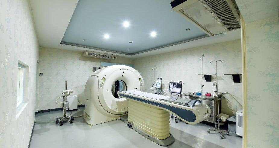 New MRI Suite – Corporal Michael J. Crescenz