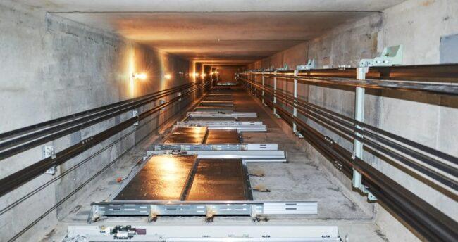 Replace 10 Elevators – Coatesville VA Medical Center
