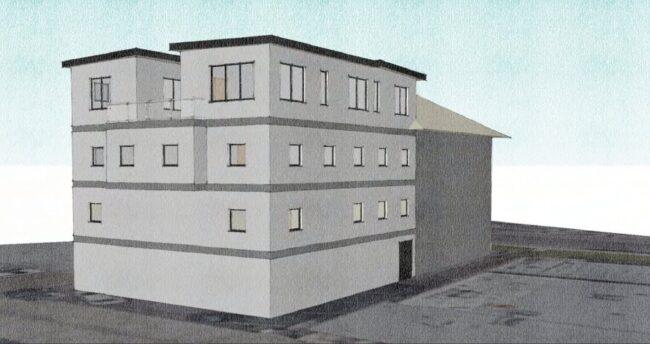 Student Housing Renovation