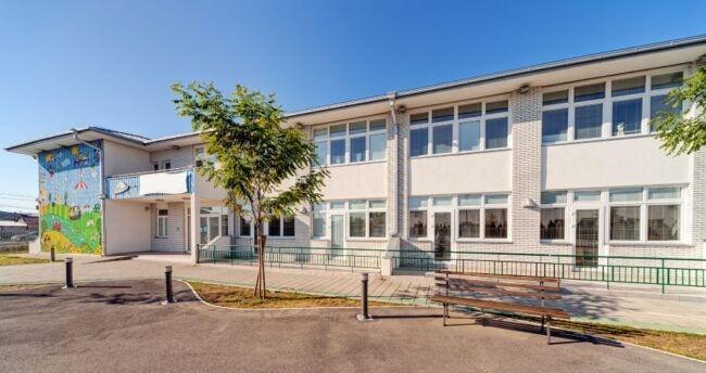 Westside Elementary School Alteration