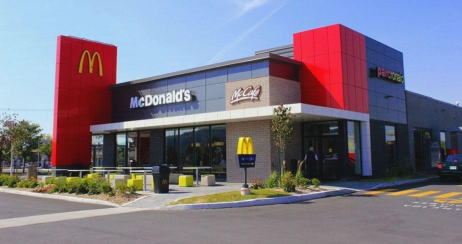 McDonald's Restaurant Modernization Project