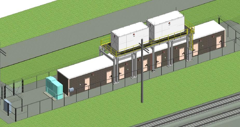 Multi-State Fiber Optic Facilities Construction Project