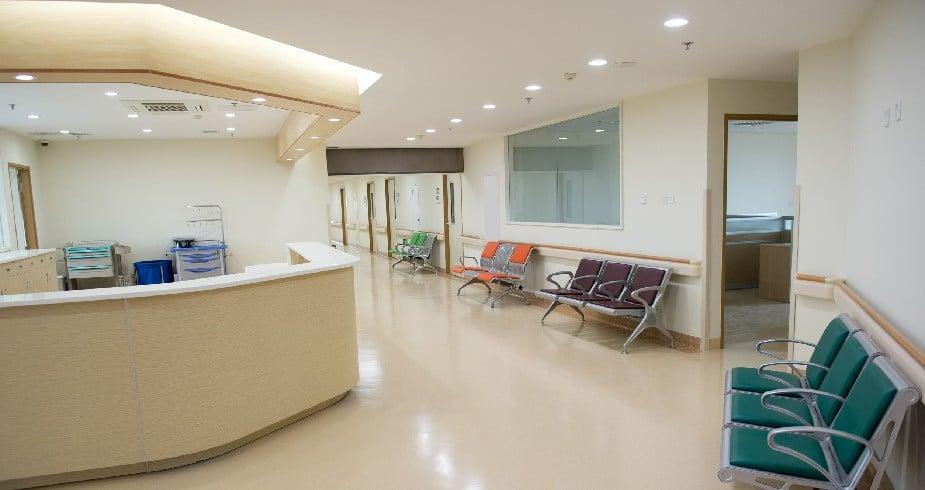 Renovate Building 1 - 7th Floor - VA Medical Center Project